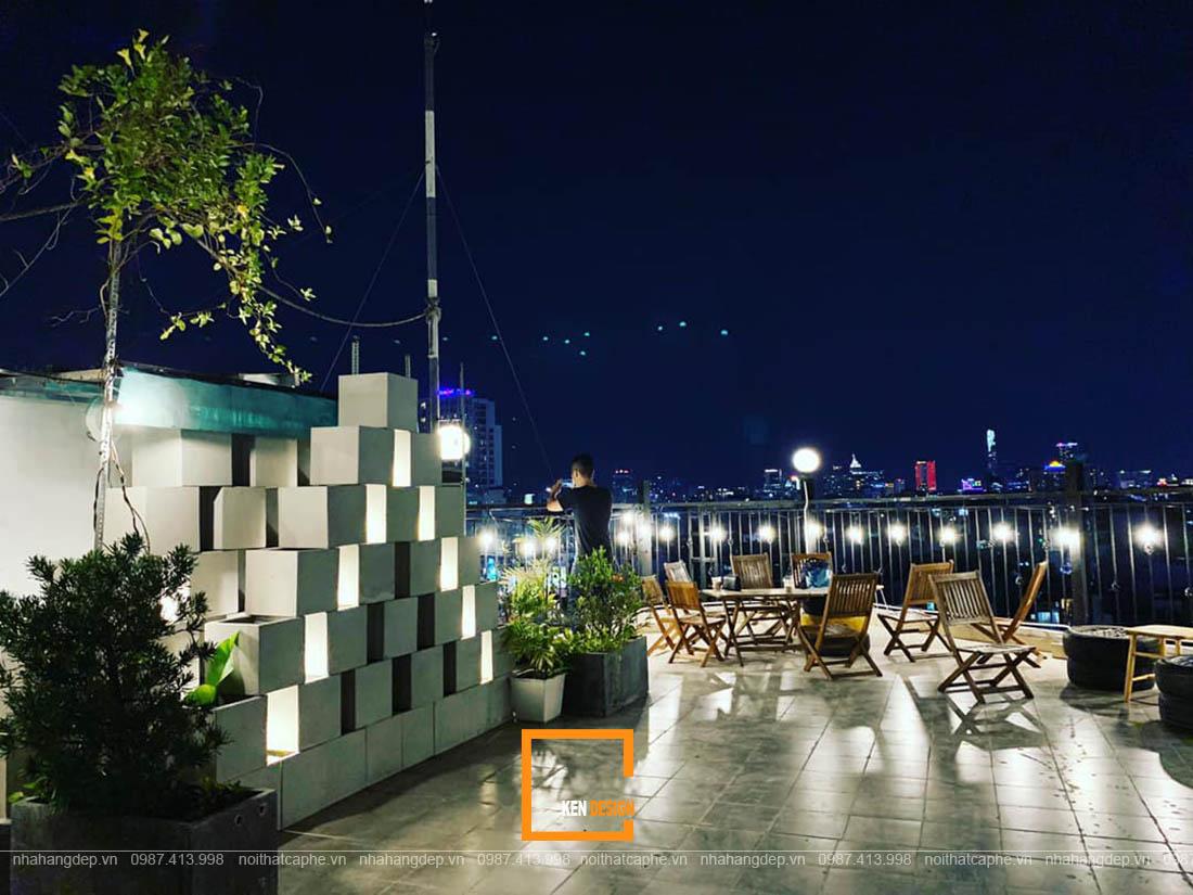 thiết kế quán cafe tại Đà Nẵng view đẹp