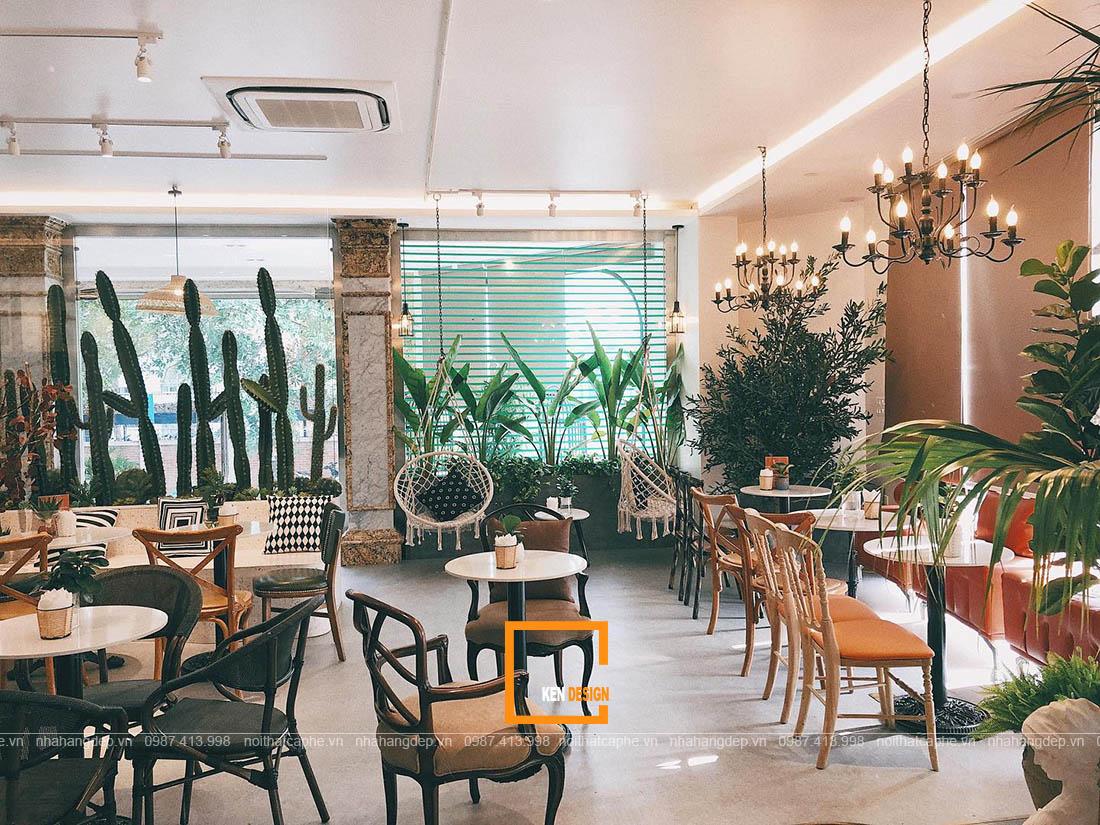 Thiết kế quán cafe tại Đà Nẵng view đẹp chỉ với bí quyết dưới đây