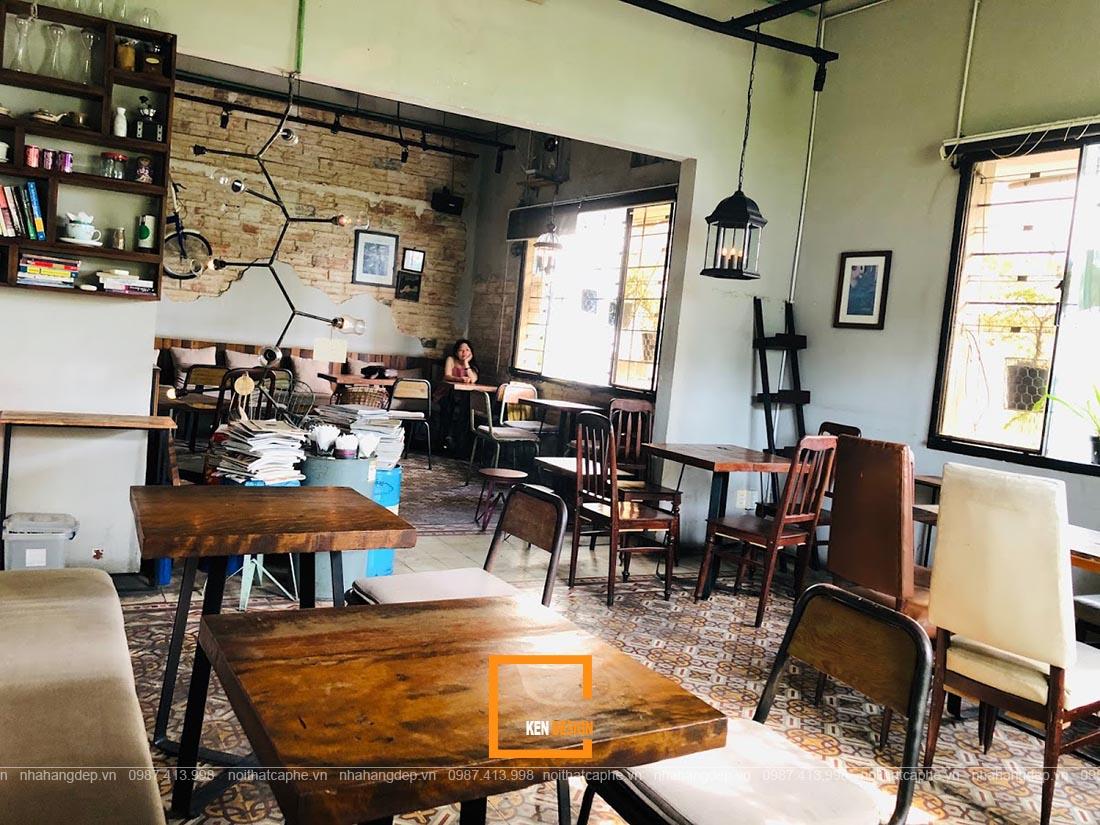 thiết kế quán cafe tại Hồ Chí Minh