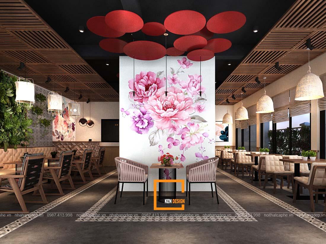 Thiết kế quán cafe tại Vĩnh Phúc - Mẹo hay cho một bản vẽ thiết kế đẹp