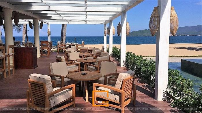 4 lý do vì sao bạn nên đầu tư thiết kế quán cafe ven biển