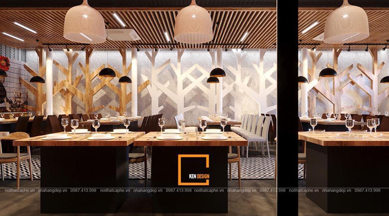 Làm sao để thiết kế thi công kiến trúc nhà hàng nhanh chóng nhất?