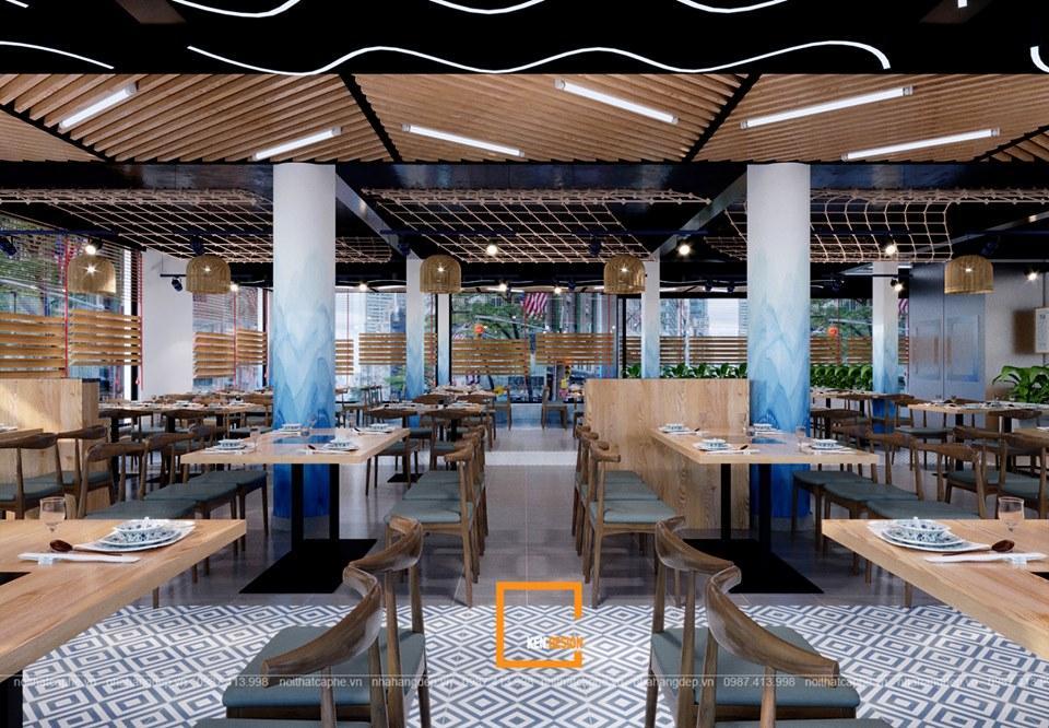 thiết kế thi công nhà hàng