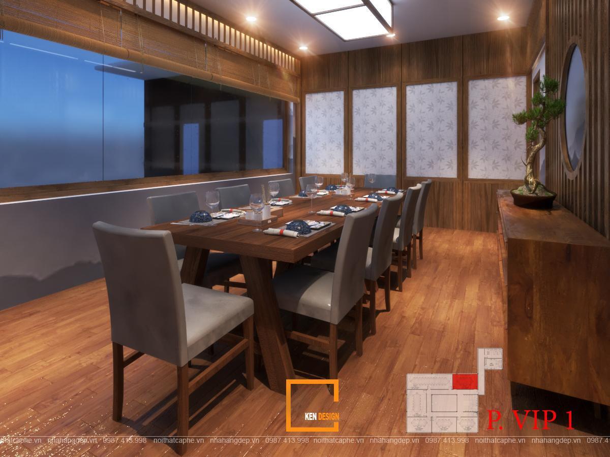 thiết kế thi công nhà hàng tại Hà Nội