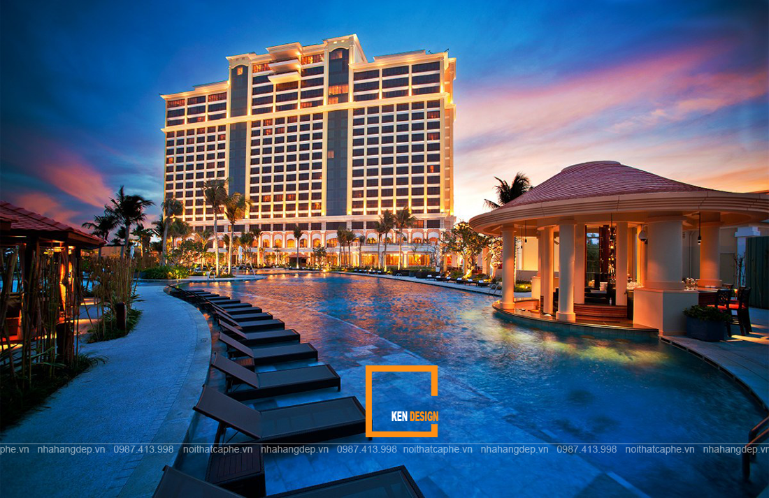 Tiêu chuẩn thiết kế khách sạn – yếu tố quan trọng cho một công trình khách sạn hoàn hảo