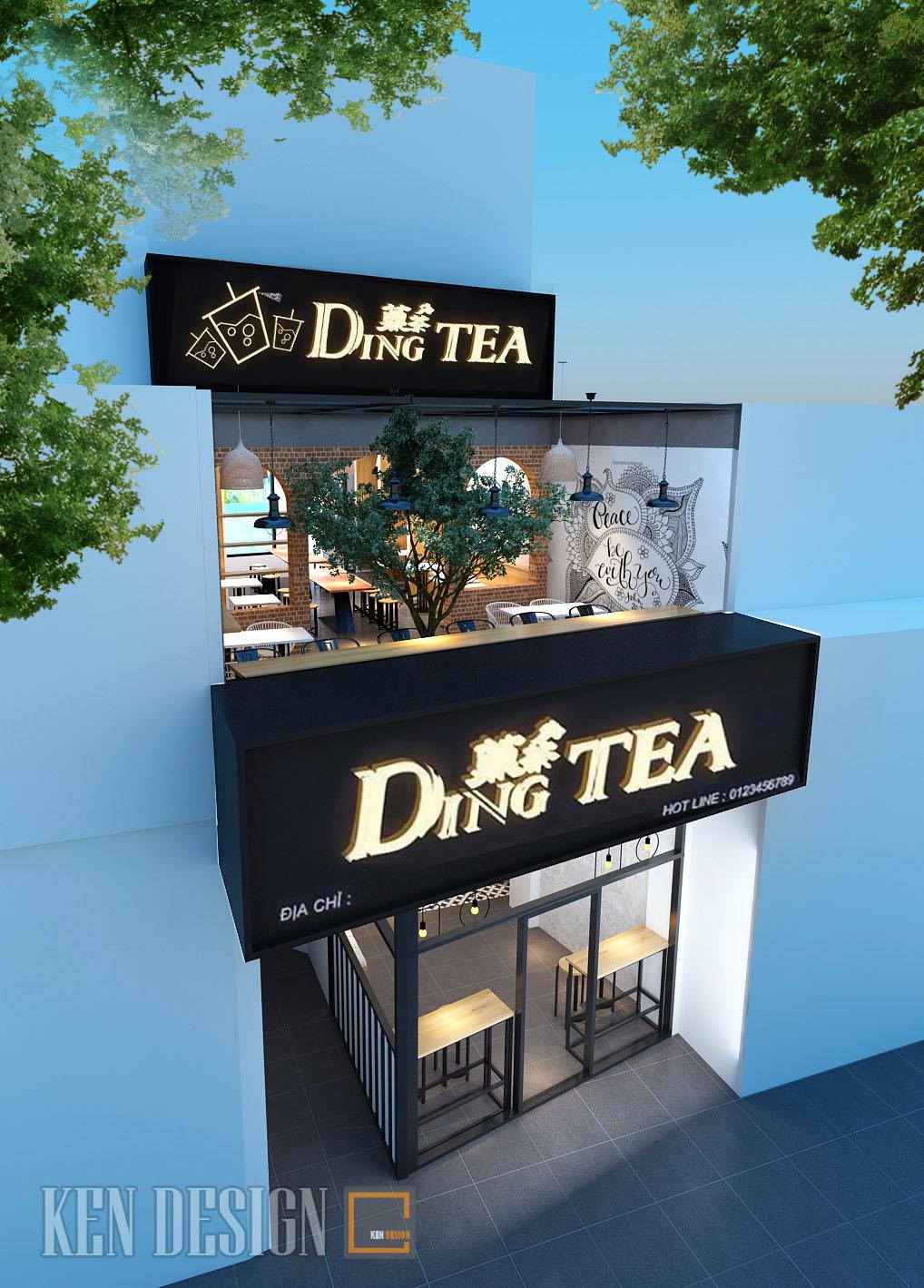 Trà Sữa Ding Tea - Cần Thơ