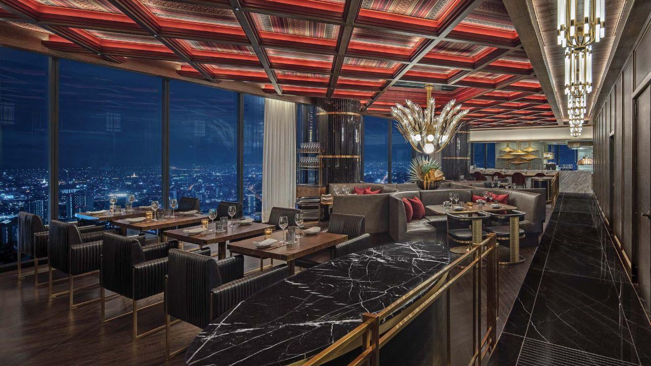 mẫu thiết kế khách sạn