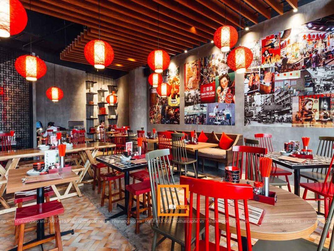 Băn khoăn với quyết định đầu tư mặt bằng kinh doanh nhà hàng