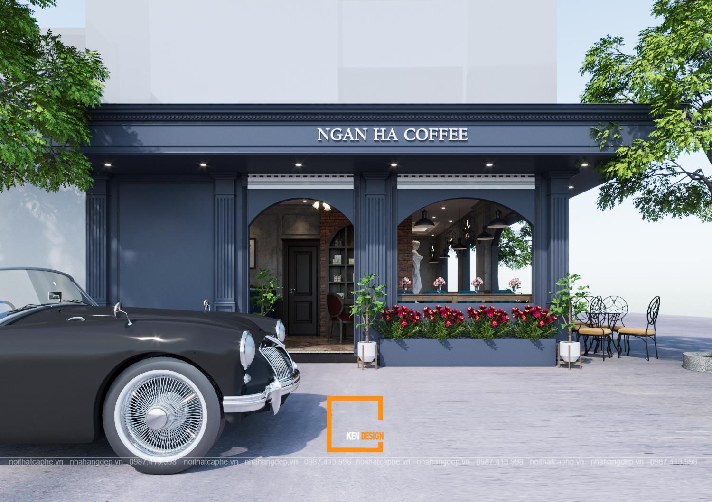 Quán cà phê Ngân Hà Coffee