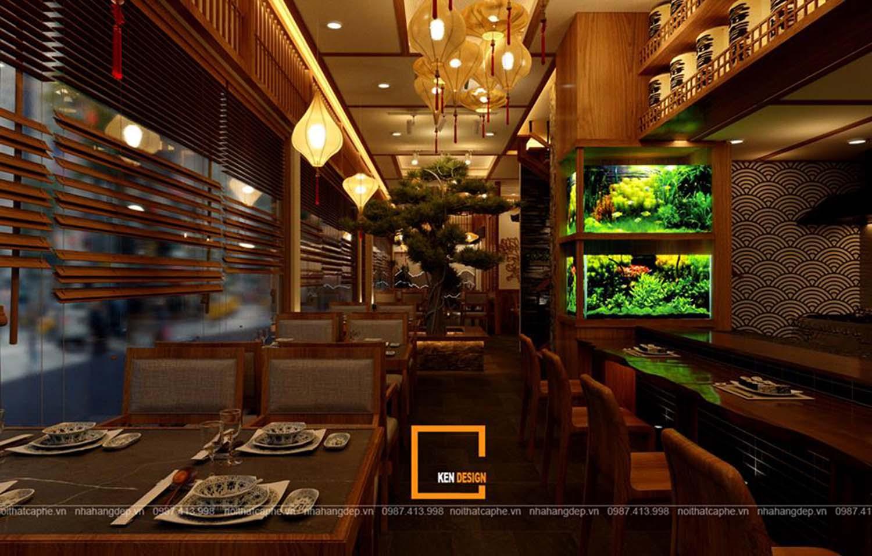 Nhà hàng Nhật Bản Hinomaru Sushi