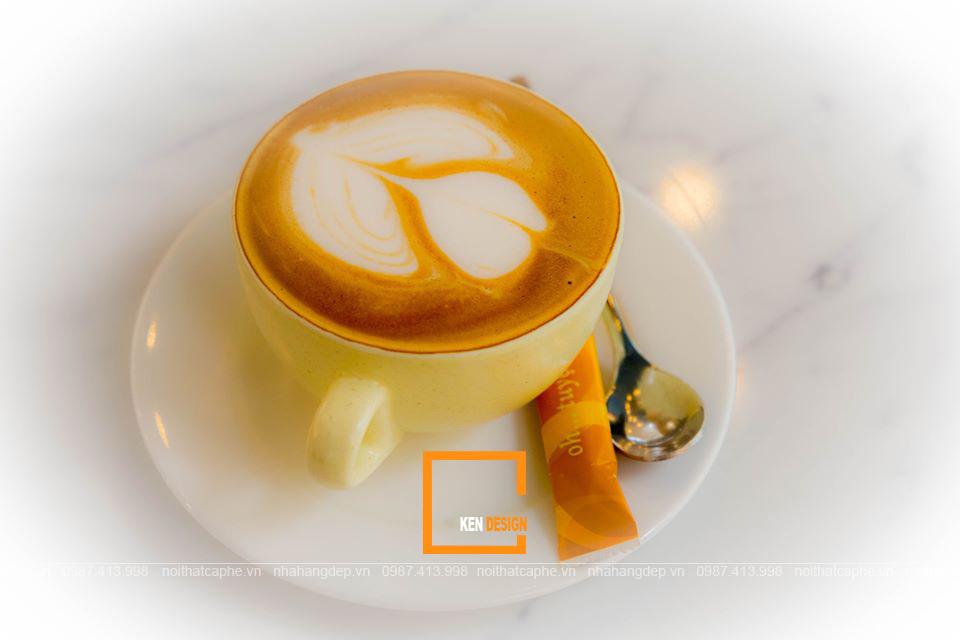 thi công quán café