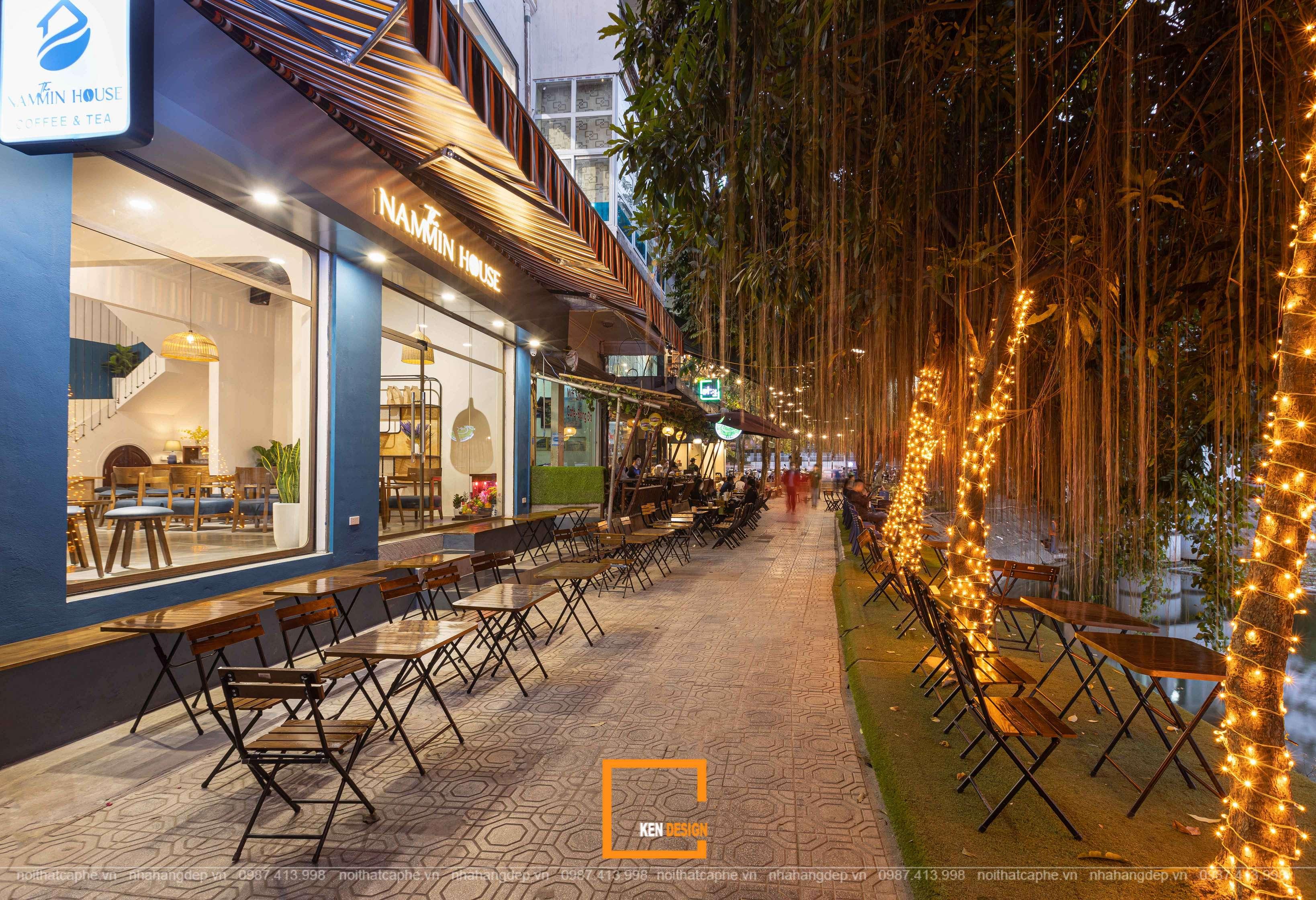 Thiết kế quán cà phê tại Xã Đàn