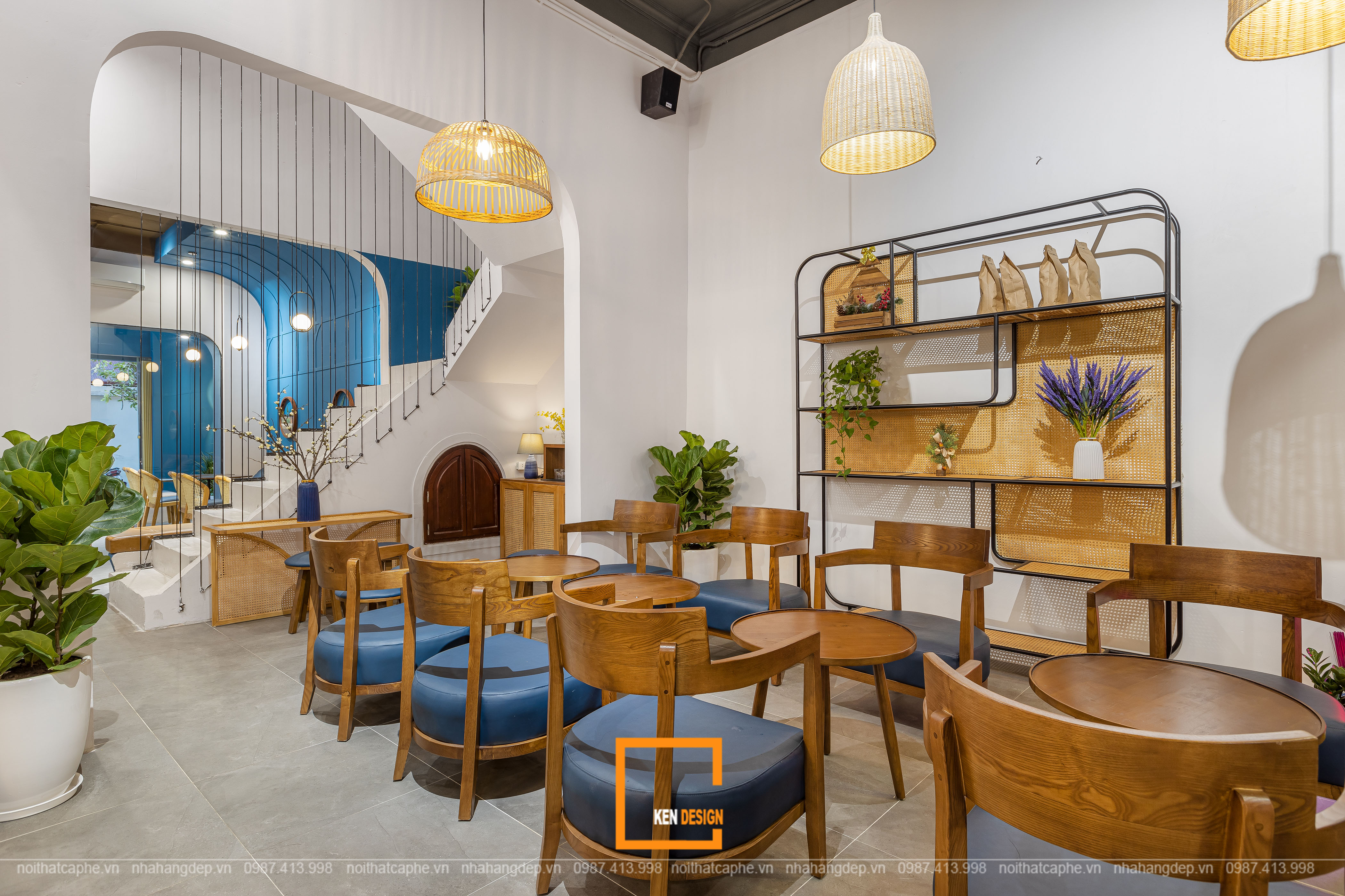 Thiết kế The Nammin House Xã Đàn