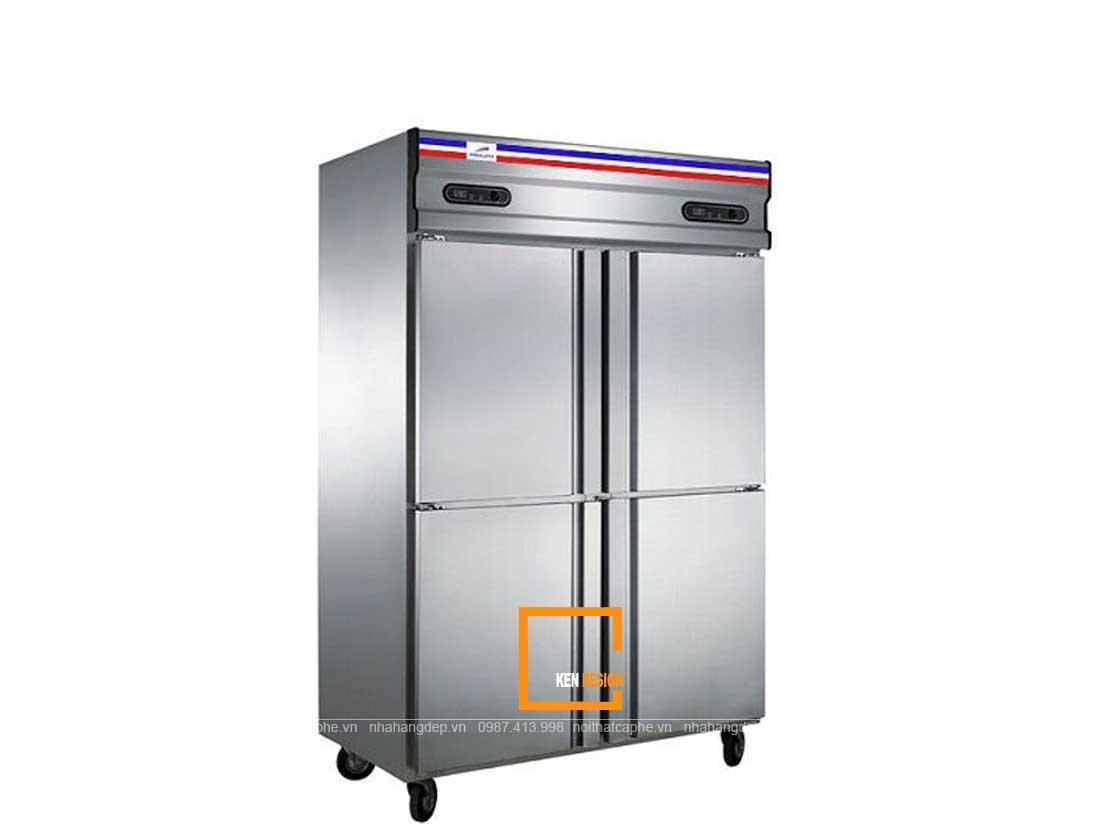 trang thiết bị máy móc nhà hàng Âu