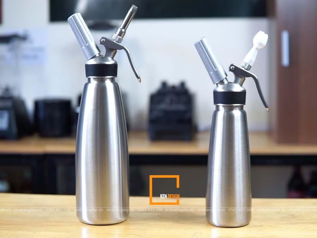 thiết bị máy móc quán cà phê