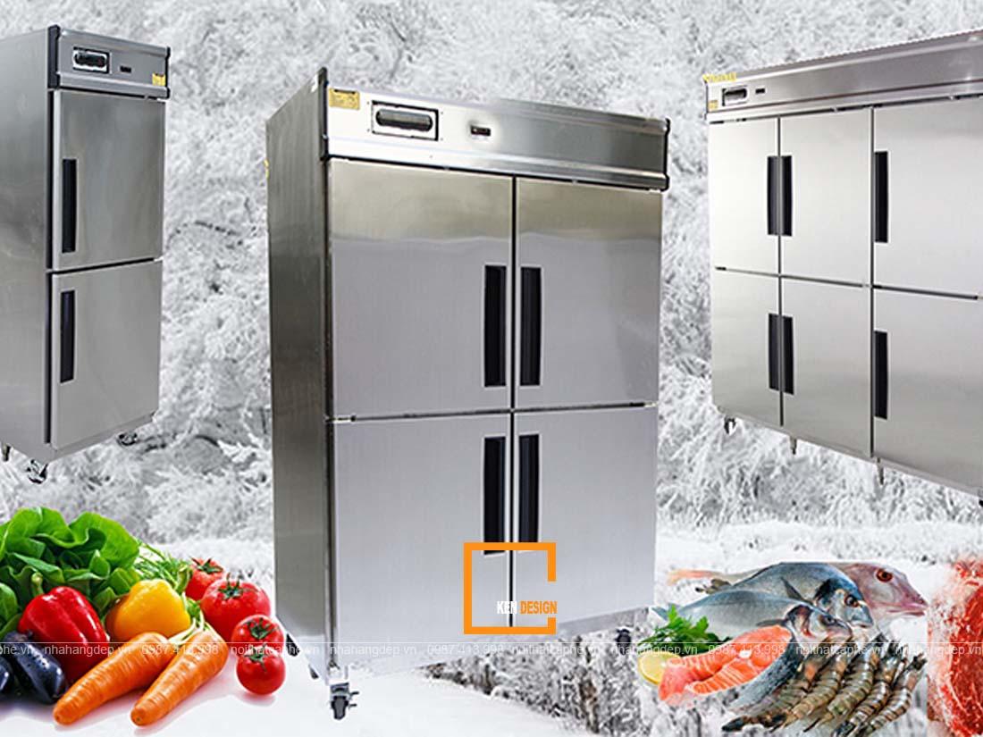 Tủ lạnh bảo quản thực phẩm