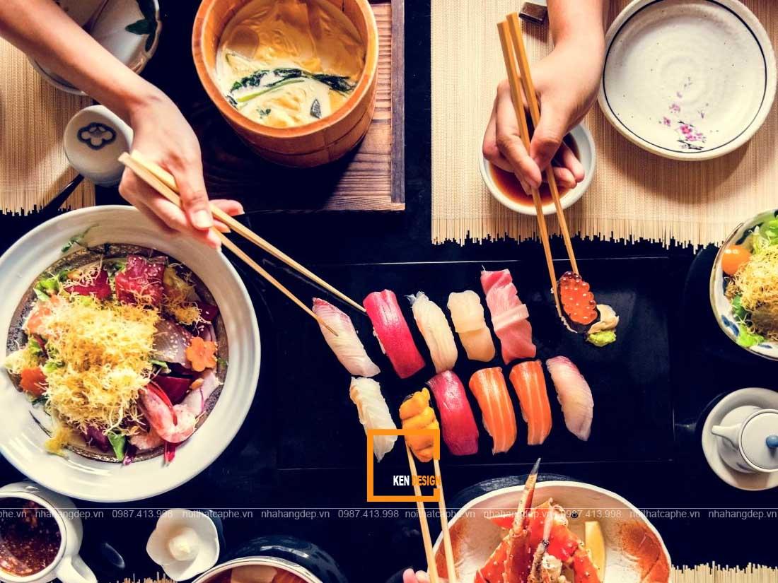 thiết bị nhà hàng Nhật