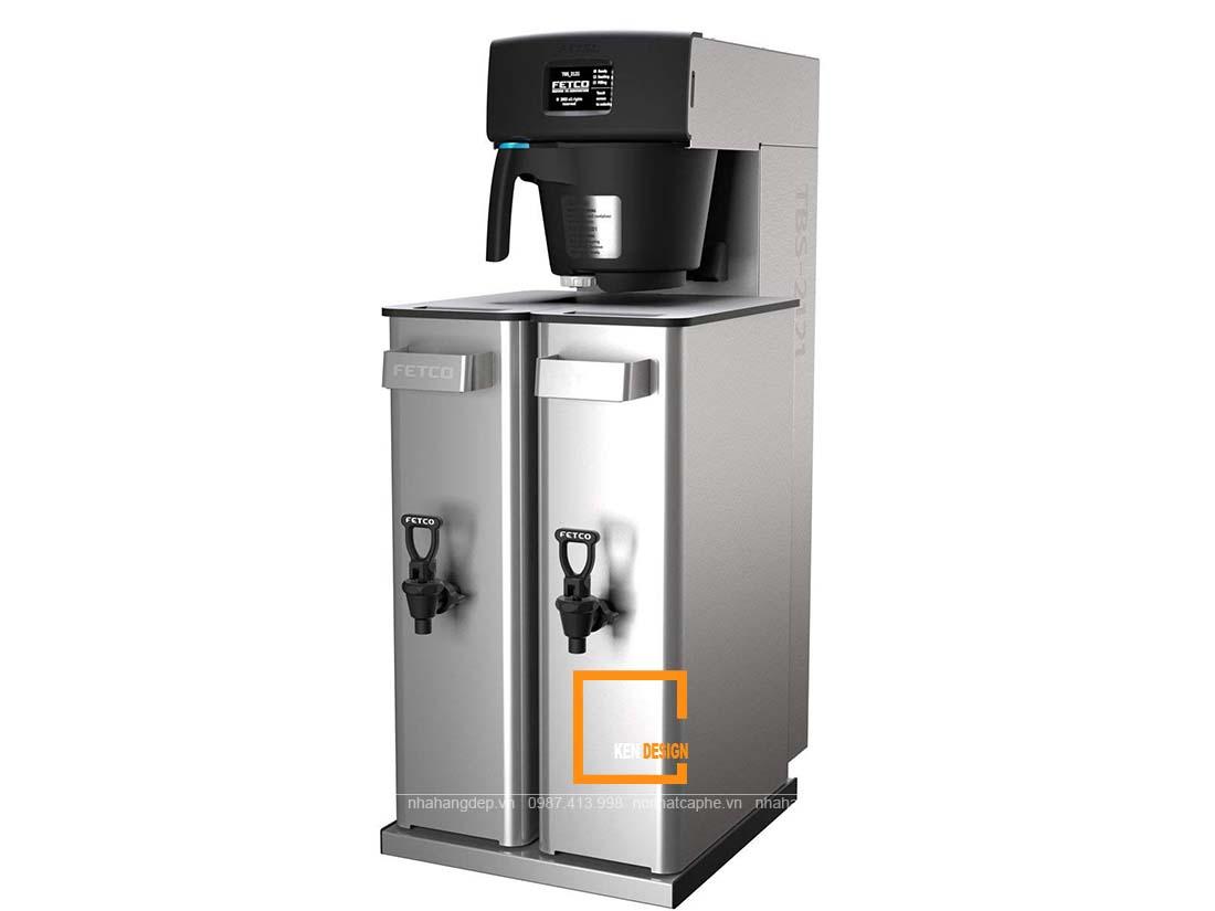 máy móc quán trà sữa