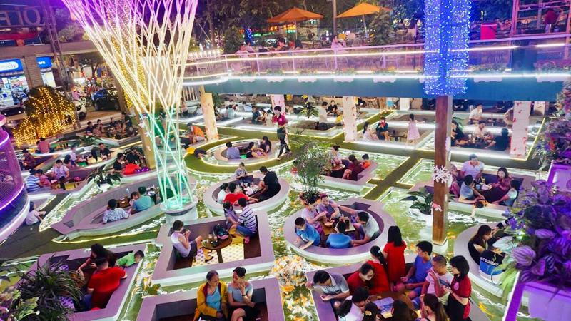 King Koi Coffee Garden