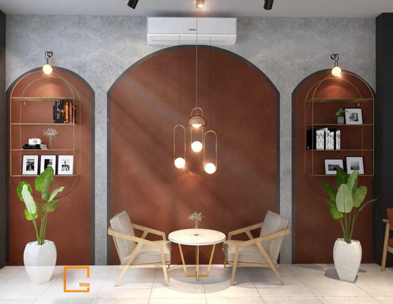 Thiết kế quán KIWI COFFEE