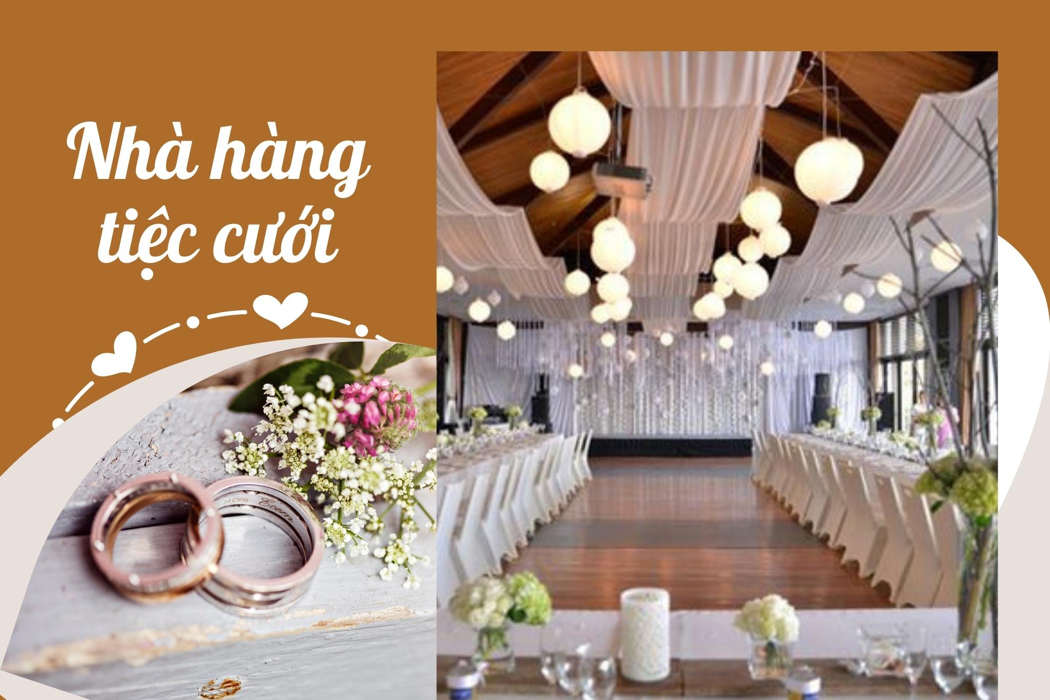 Tư vấn thiết kế nhà hàng tiệc cưới