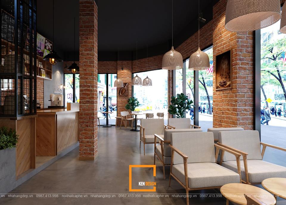 Top xu hướng thiết kế quán cafe hút khách nhất