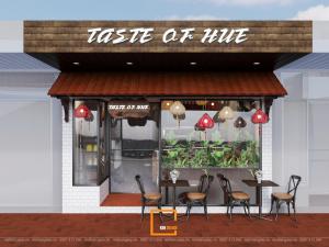 Thiết kế nhà hàng Món Huế tại Australia - thấm đượm vẻ đẹp miền cố đô