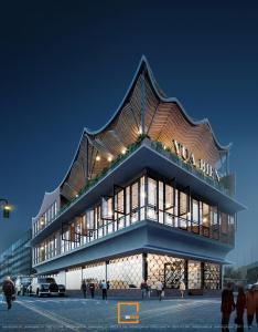 Thiết kế nhà hàng hải sản SEA FOOD tại Đà Nẵng